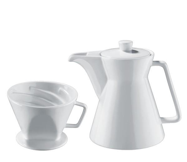 "Kaffeekanne ""Vienna"" inkl. Filter"